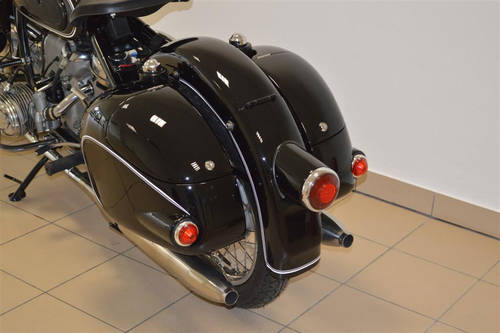 Saddle bags Koffer,Suit ready for BMW : R26 - R69S For Sale (picture 2 of 6)