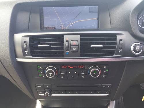 2012 BMW X3 35d M-sport Auto SAT NAV  For Sale (picture 6 of 6)