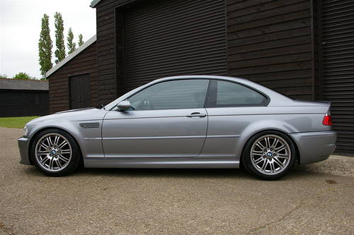 2004 BMW E46 M3 3.2 SMG Coupe (51,232 miles) SOLD (picture 1 of 6)