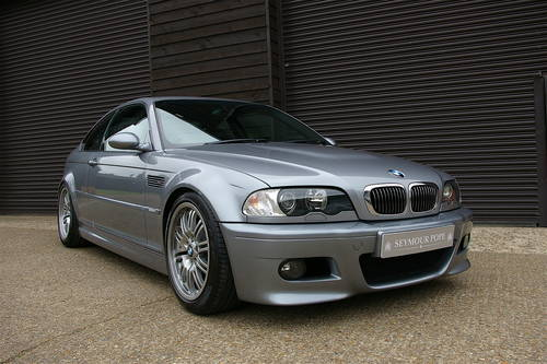 2004 BMW E46 M3 3.2 SMG Coupe (51,232 miles) SOLD (picture 2 of 6)