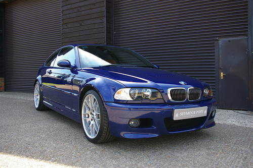 2006 E46 M3 3.2 CS Coupe 6 Speed Manual (8,632 miles) POA  SOLD (picture 2 of 6)