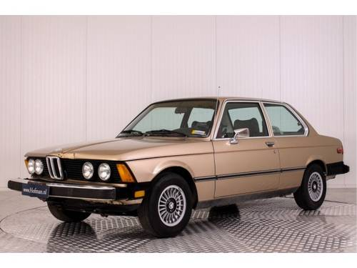 1979 BMW 320i For Sale (picture 1 of 6)