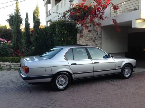 Bmw 730i  V8 M-60 , E32 ,1993  ,EBC SUSPENSION  For Sale (picture 2 of 6)