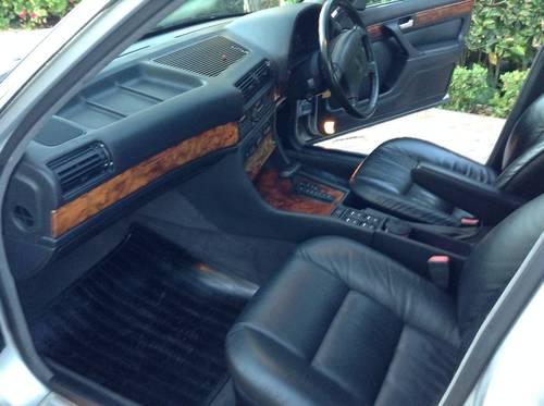 Bmw 730i  V8 M-60 , E32 ,1993  ,EBC SUSPENSION  For Sale (picture 4 of 6)