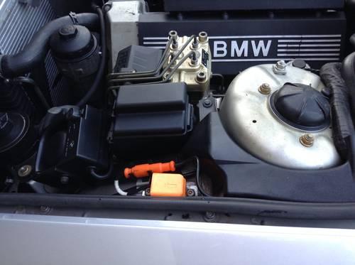 Bmw 730i  V8 M-60 , E32 ,1993  ,EBC SUSPENSION  For Sale (picture 5 of 6)