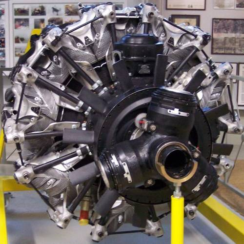 1942 Aircfraft engine BMW 801A For Sale (picture 1 of 2)