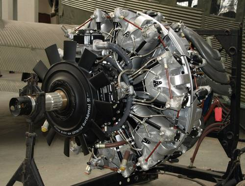 1942 Aircfraft engine BMW 801A For Sale (picture 2 of 2)