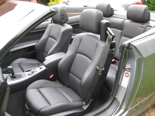 2011 BMW 330D M Sport Convertible With £7k Of Optional Extras For Sale (picture 4 of 6)