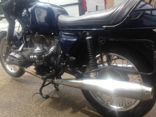 1977 Genuine BMW R100S SOLD (picture 3 of 5)