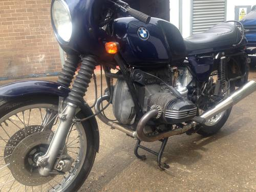 1977 Genuine BMW R100S SOLD (picture 4 of 5)