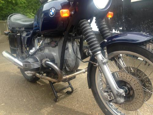 1977 Genuine BMW R100S SOLD (picture 5 of 5)