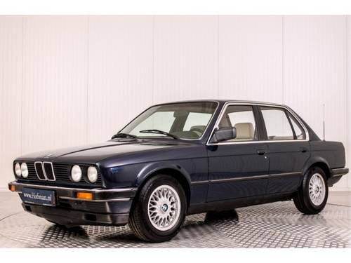 1984 BMW 3 Serie 316 For Sale (picture 1 of 6)