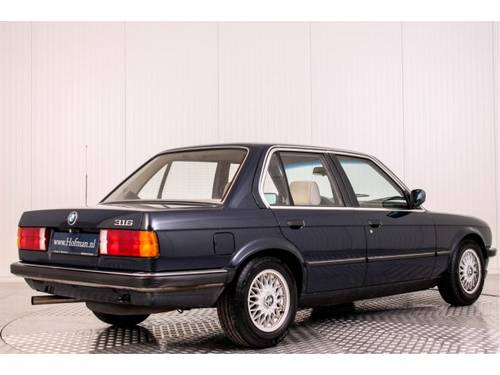 1984 BMW 3 Serie 316 For Sale (picture 2 of 6)