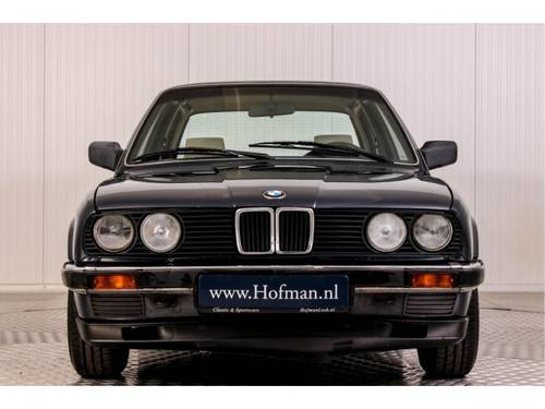 1984 BMW 3 Serie 316 For Sale (picture 3 of 6)