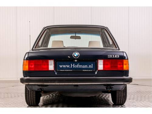 1984 BMW 3 Serie 316 For Sale (picture 4 of 6)