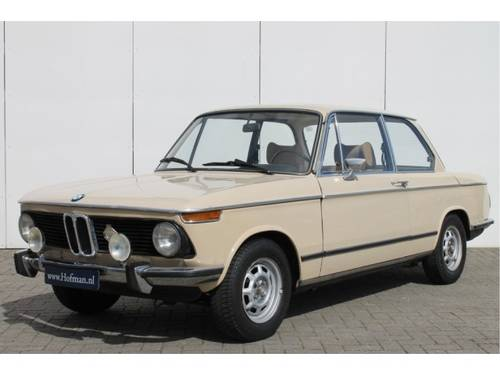 1974 BMW 2002 First owner! For Sale (picture 1 of 6)