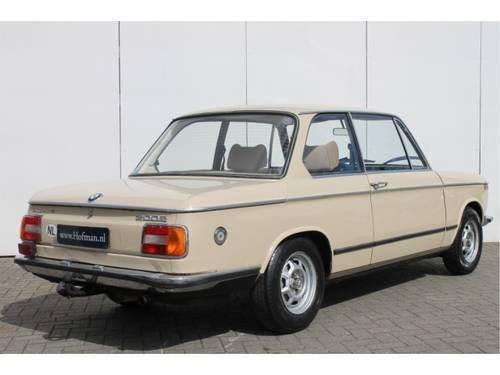1974 BMW 2002 First owner! For Sale (picture 2 of 6)
