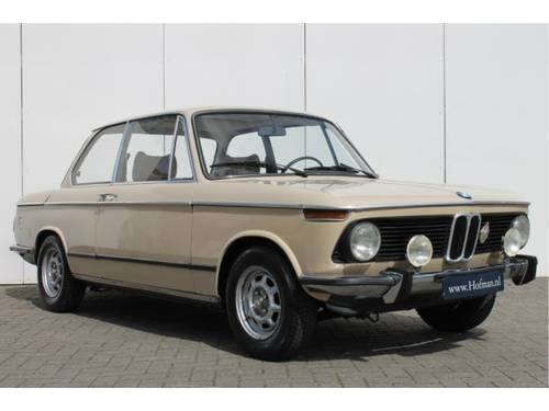 1974 BMW 2002 First owner! For Sale (picture 4 of 6)