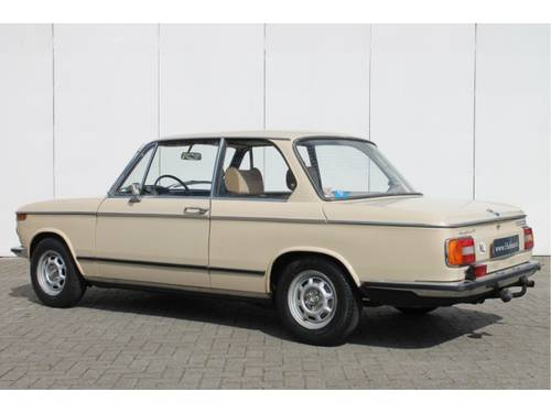1974 BMW 2002 First owner! For Sale (picture 5 of 6)
