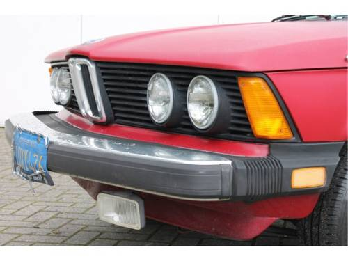 1982 BMW 3 Serie 320i For Sale (picture 3 of 6)