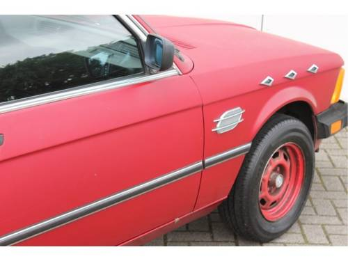 1982 BMW 3 Serie 320i For Sale (picture 4 of 6)