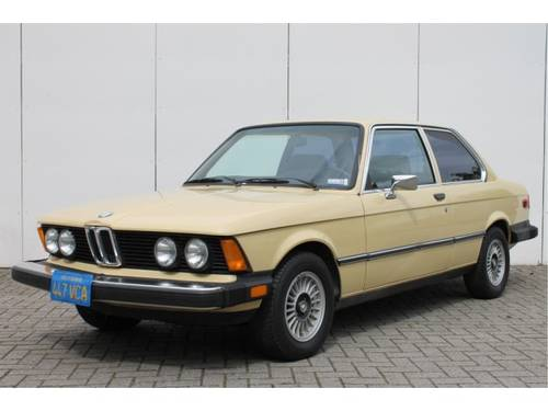 1978 BMW 3 Serie 320i For Sale (picture 1 of 6)