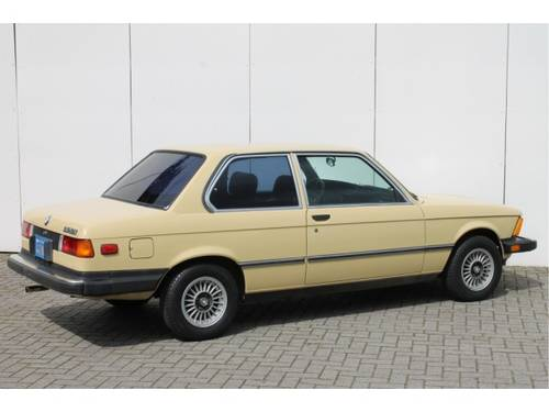 1978 BMW 3 Serie 320i For Sale (picture 2 of 6)