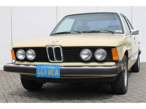 1978 BMW 3 Serie 320i For Sale (picture 4 of 6)