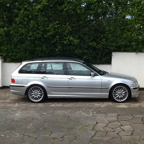 2000 Wanted BMW touring m- sport For Sale (picture 1 of 1)
