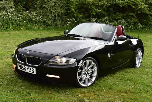 2006 BMW Z4 2.0 i Sport Roadster 2dr SOLD (picture 1 of 6)
