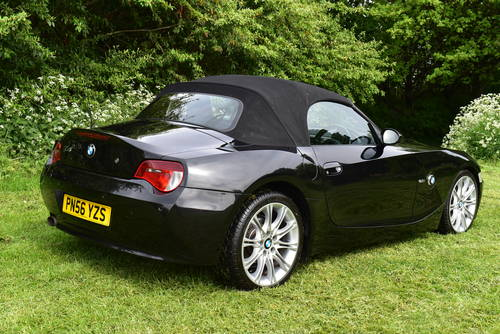 2006 BMW Z4 2.0 i Sport Roadster 2dr SOLD (picture 3 of 6)