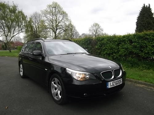 BMW Touring 520se 2.0TD, 2006 / 56 Estate, Turbo Diesel  SOLD (picture 2 of 6)