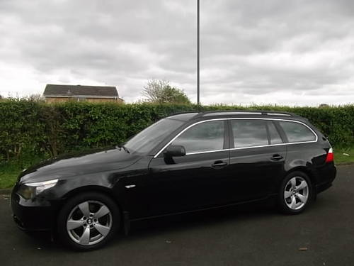 BMW Touring 520se 2.0TD, 2006 / 56 Estate, Turbo Diesel  SOLD (picture 4 of 6)