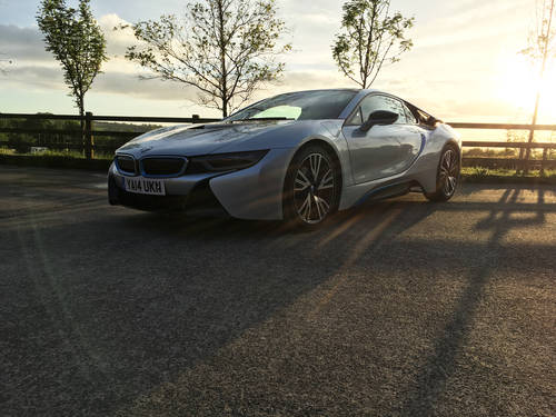 2014 Stunning BMW i8 for sale SOLD (picture 1 of 6)