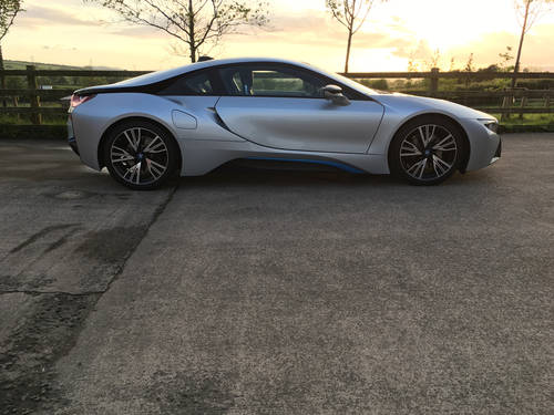 2014 Stunning BMW i8 for sale SOLD (picture 2 of 6)