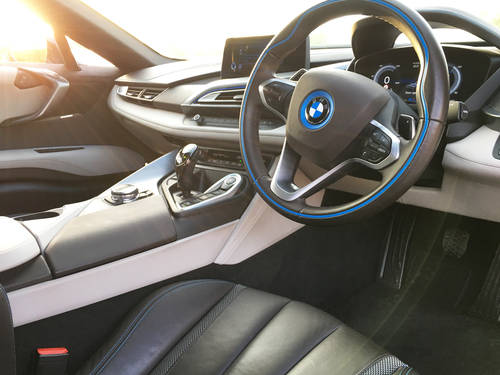 2014 Stunning BMW i8 for sale SOLD (picture 4 of 6)
