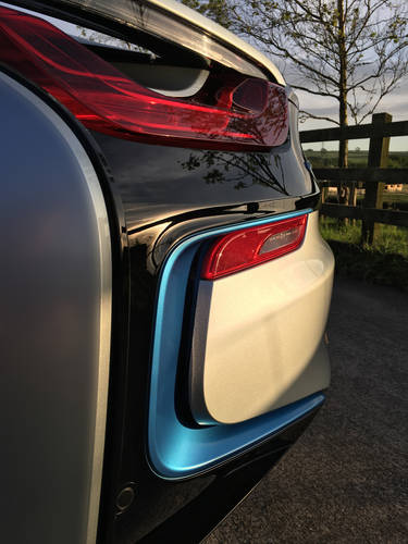 2014 Stunning BMW i8 for sale SOLD (picture 5 of 6)
