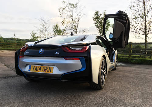 2014 Stunning BMW i8 for sale SOLD (picture 6 of 6)