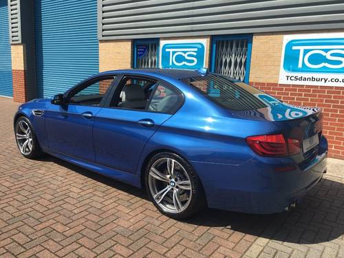 2013/13 BMW M5 DCT Saloon 550BHP Automatic SOLD (picture 2 of 6)