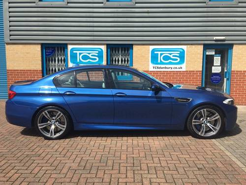 2013/13 BMW M5 DCT Saloon 550BHP Automatic SOLD (picture 3 of 6)