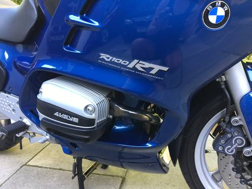 1996 BMW R110 RT, 1 Owner, Bmw History, Exceptional Condition SOLD (picture 6 of 6)