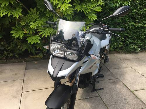2014 BMW F700 GS, 7900 miles, Immaculate SOLD (picture 6 of 6)