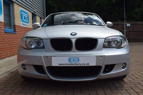 2008 BMW 118d M Sport Automatic Hatchback SOLD (picture 4 of 6)