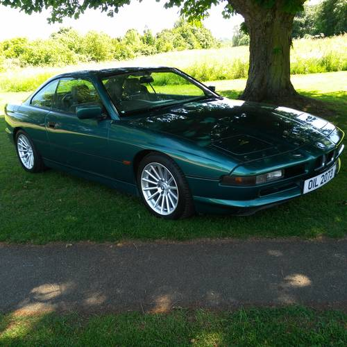 1992 Bmw 850ci Not Csi V12 Auto Not 840 Sold Car And Classic