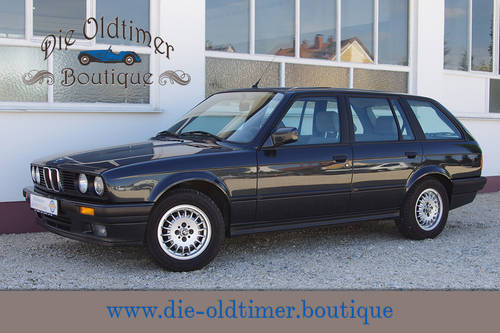 1991 Stunning BMW 324 td Touring - 2nd owner - incredible car SOLD (picture 1 of 6)