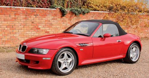 1999 BMW Z3M Roadster 3.2 (Exceptional Condition) SOLD (picture 1 of 6)
