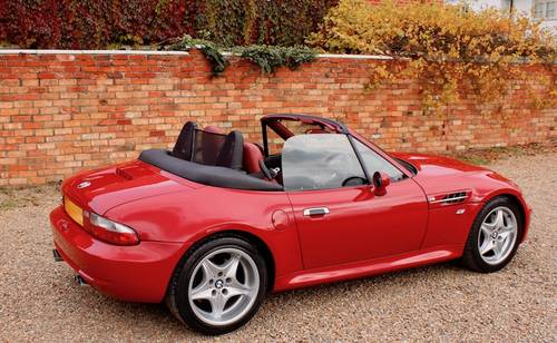 1999 BMW Z3M Roadster 3.2 (Exceptional Condition) SOLD (picture 2 of 6)
