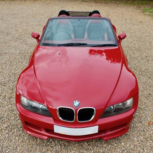 1999 BMW Z3M Roadster 3.2 (Exceptional Condition) SOLD (picture 6 of 6)
