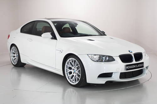 2011 BMW M3 COMPETITION PACK E92 COUPE SOLD (picture 1 of 6)