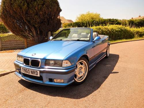 BMW M3 3.2 EVO CONVERTIBLE  SOLD (picture 1 of 6)